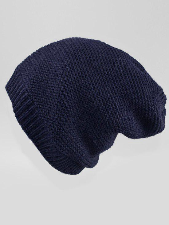 Outfit Solid Color Winter Slouchy Beanie