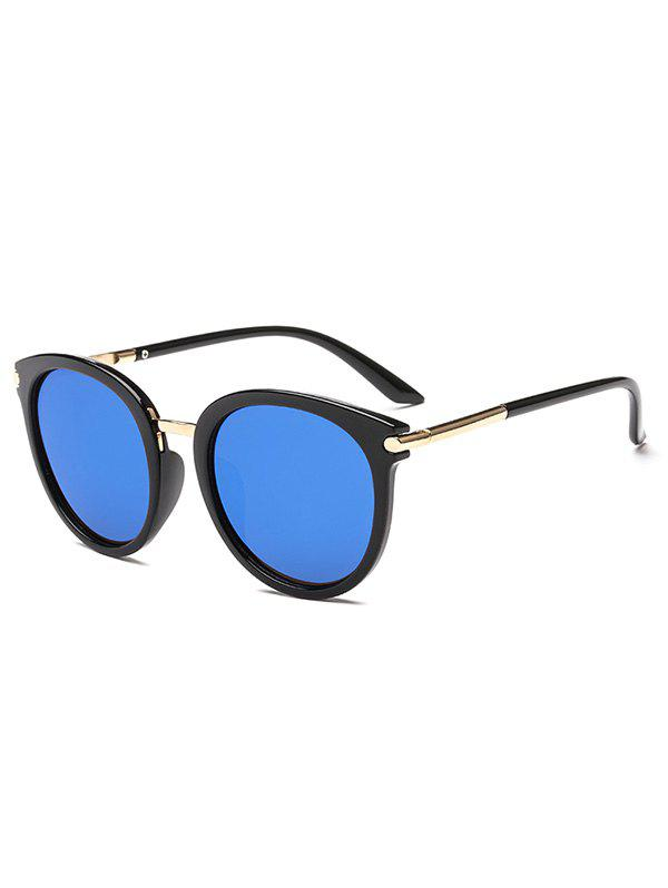 Shop European American Round Young Style Sunglasses