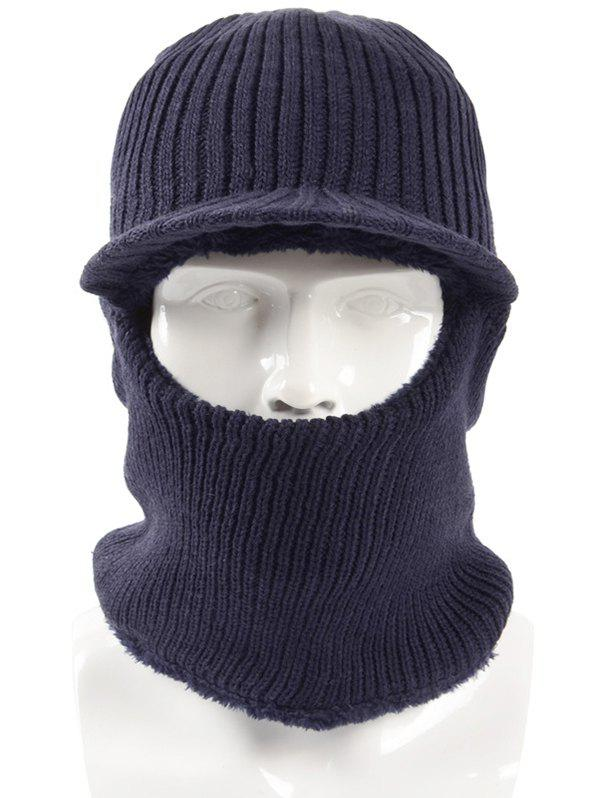 Shops Winter Solid Color Knitted Beanie