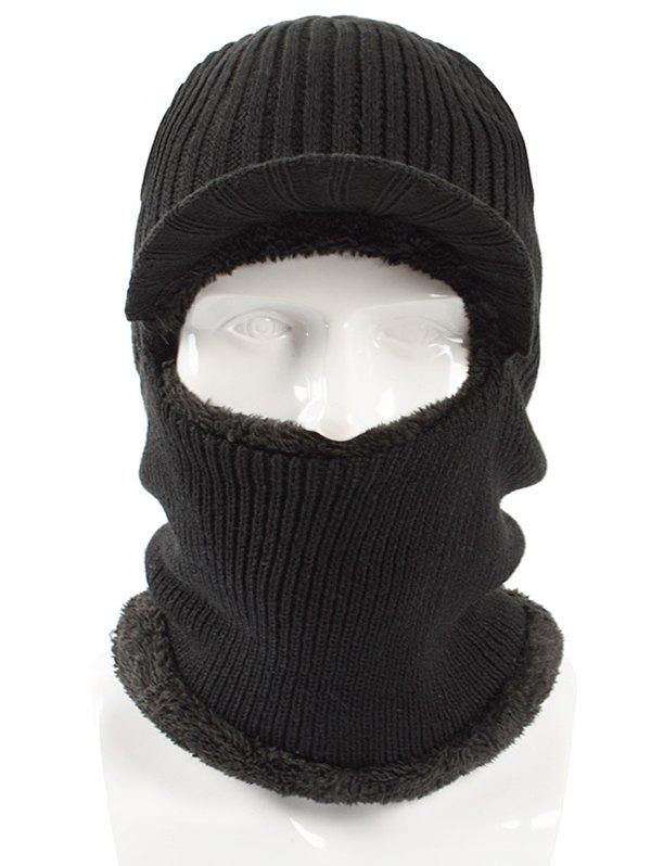 Store Winter Solid Color Knitted Beanie