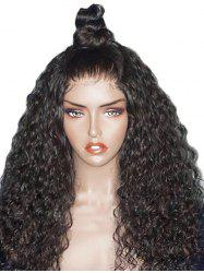 Synthetic Free Part Long Curly Lace Front Wig -