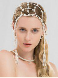 Shining Pearls Network Hair Accessories -