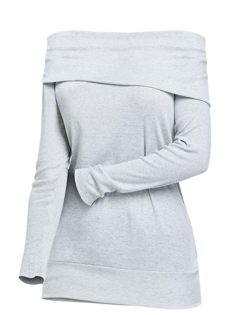 Online Off The Shoulder Multiway T-Shirt