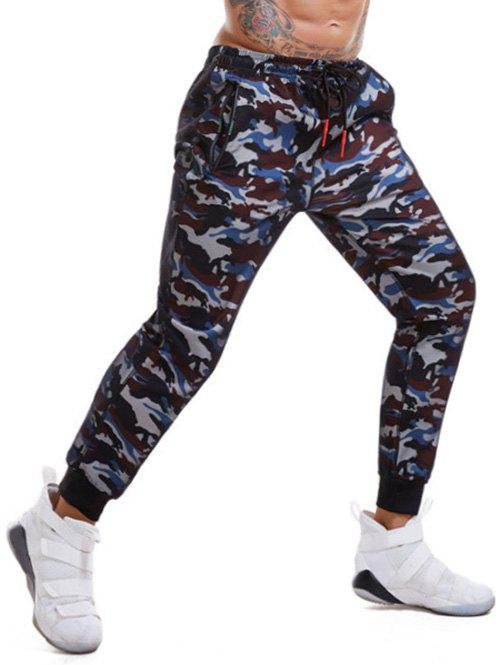 new styles premium selection new product Mesh Camouflage Jogger Pants