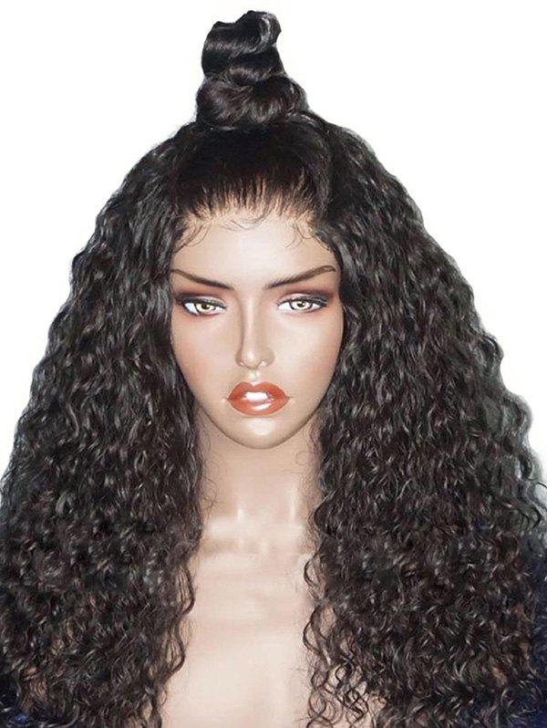 Outfits Synthetic Free Part Long Curly Lace Front Wig