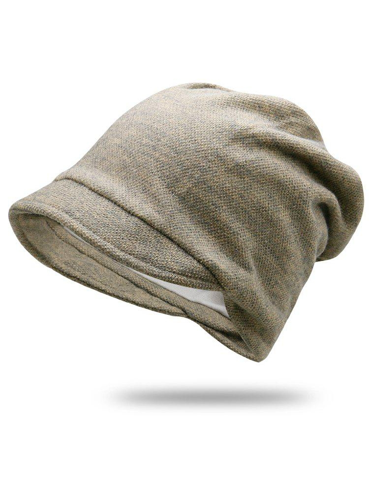 Best Solid Color Billed Slouchy Beanie
