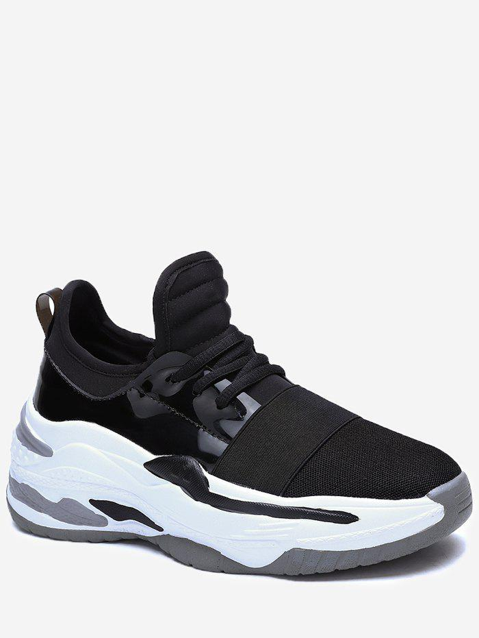 Affordable Breathable Platform Athletic Sneakers