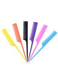 20Pcs Colorful Hair Combs -