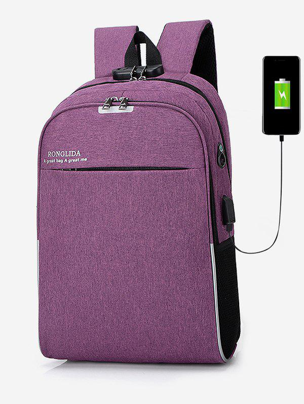 Cheap USB Charging High Capacity Waterproof Backpack