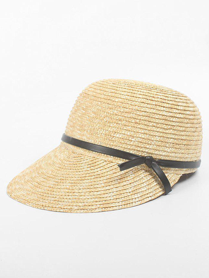 Outfits Bowknot Straw Beach Holiday Hat