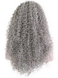 Synthetic Kinky Curly Lace Front Wig -