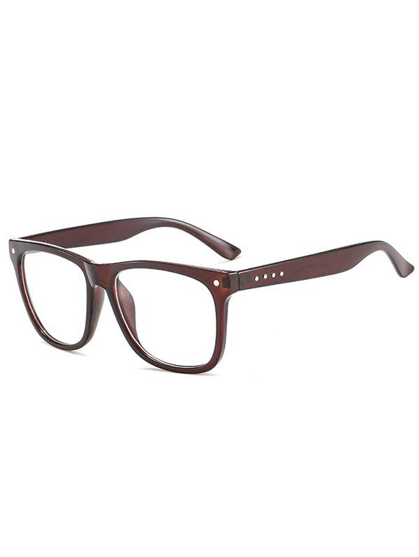 Discount European American Style Square Frame Glasses
