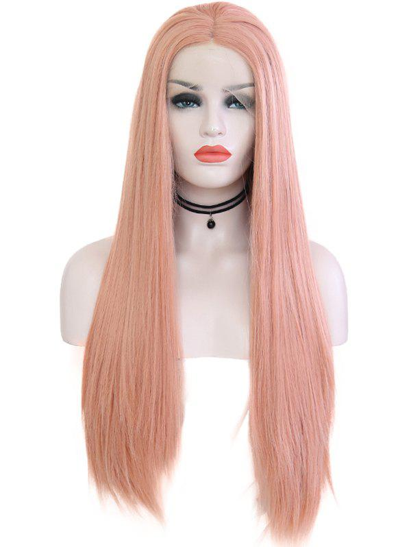 Discount Synthetic Straight Cospaly Lolita Lace Front Wig