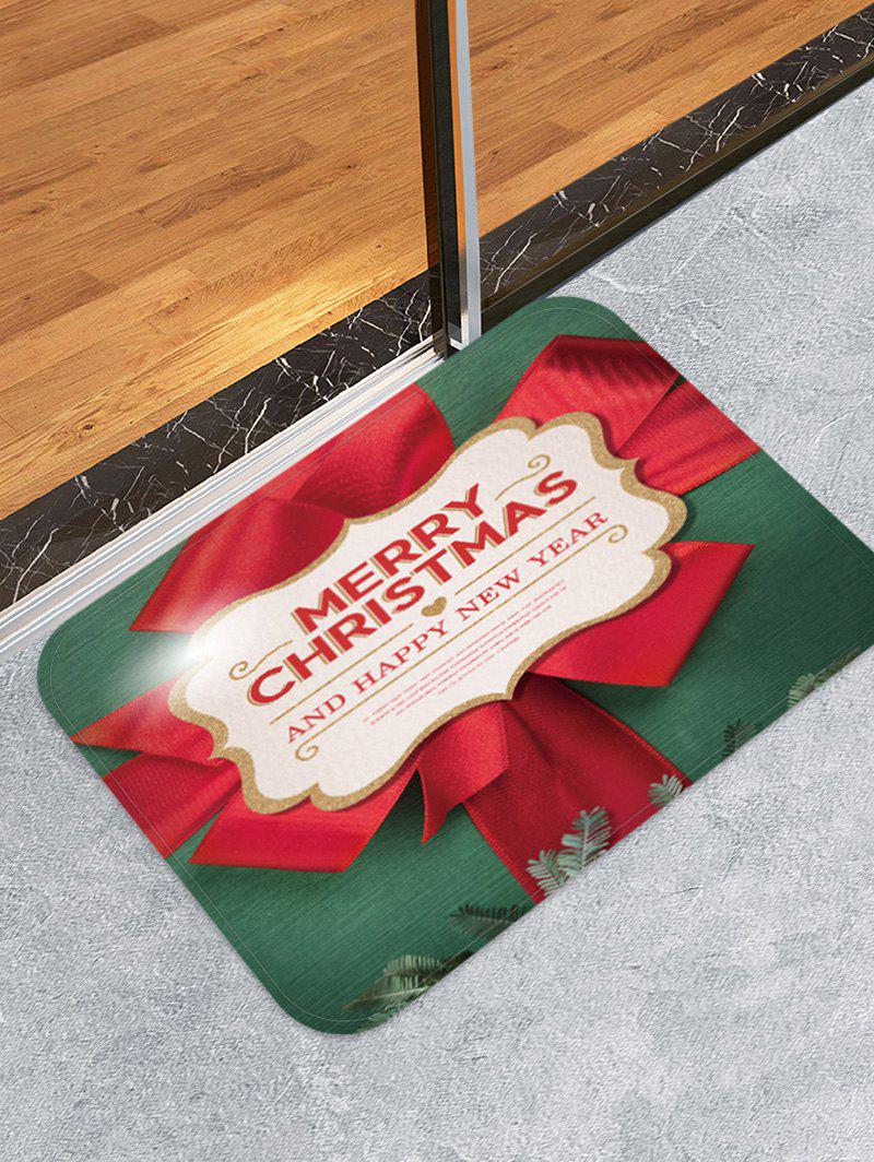 Outfit Merry Christmas Pattern Floor Mat