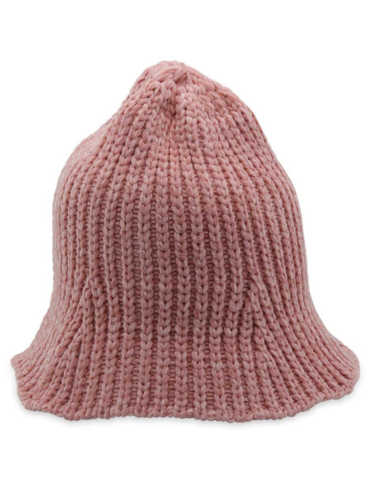 Discount Flanging Knitted Fisherman Hat 4a51e517f484