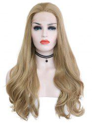 Free Party Wavy Synthetic Lace Front Wig -