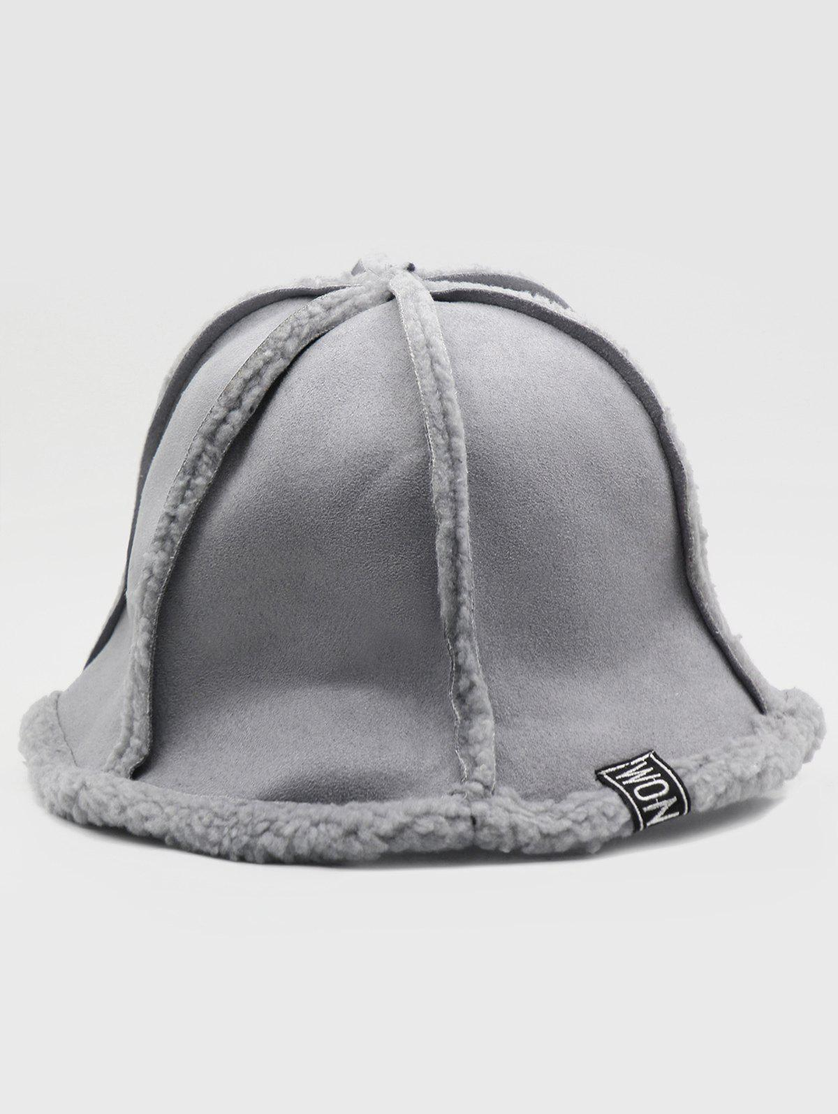 Hot Winter Fuzzy Foldable Bucket Hat