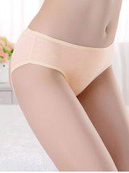 Sexy Mid Rise Cut Out Briefs -