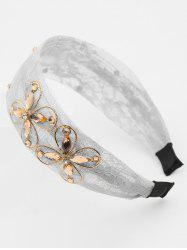Butterfly Lace Hair Band -