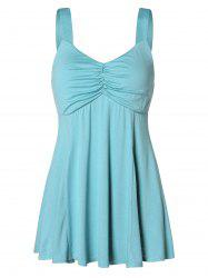 Ruched Tank Top -