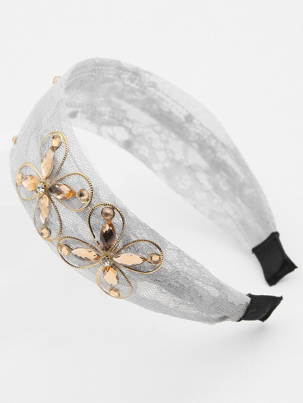 Unique Butterfly Lace Hair Band