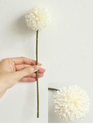 Home Decoration Artificial Ping Pong Chrysanthemum Flower -
