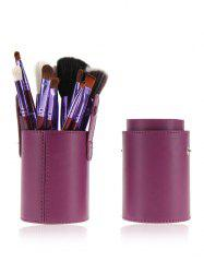 12 Pcs Blend Makeup Brushes Set -