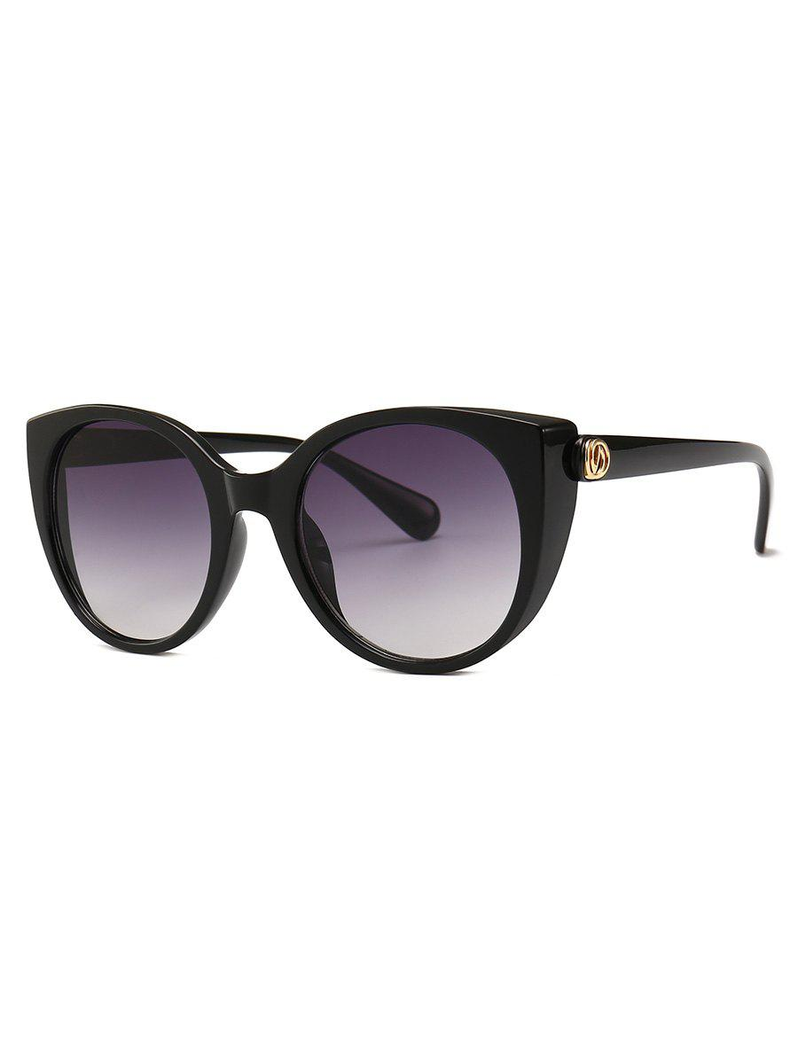 d045a697d2 40% OFF   2019 Gradient Butterfly Frame Polarized Sunglasses ...