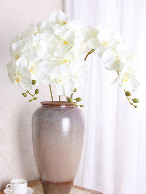 Buy Home Decoration 5 Pcs Artificial Phalaenopsis Flowers