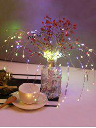 Colorful String Firework Light with Remote Control -