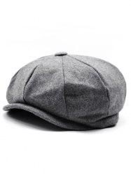 Simple Style Winter Hat -