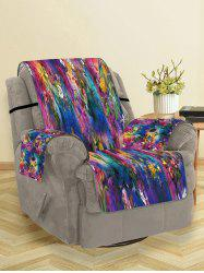 Floral Pattern Couch Cover -