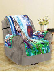 Dinosaur Pattern Couch Cover -
