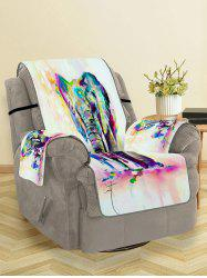Elephant Pattern Couch Cover -