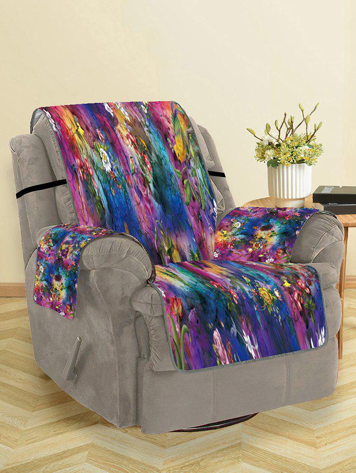 Shop Floral Pattern Couch Cover