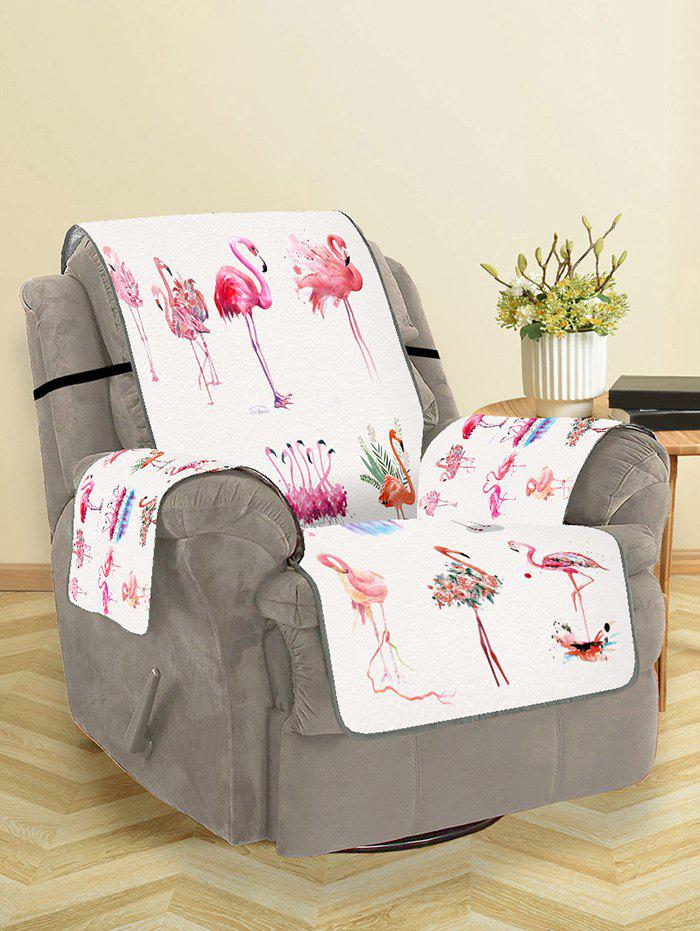 Outfit Flamingo Pattern Couch Cover