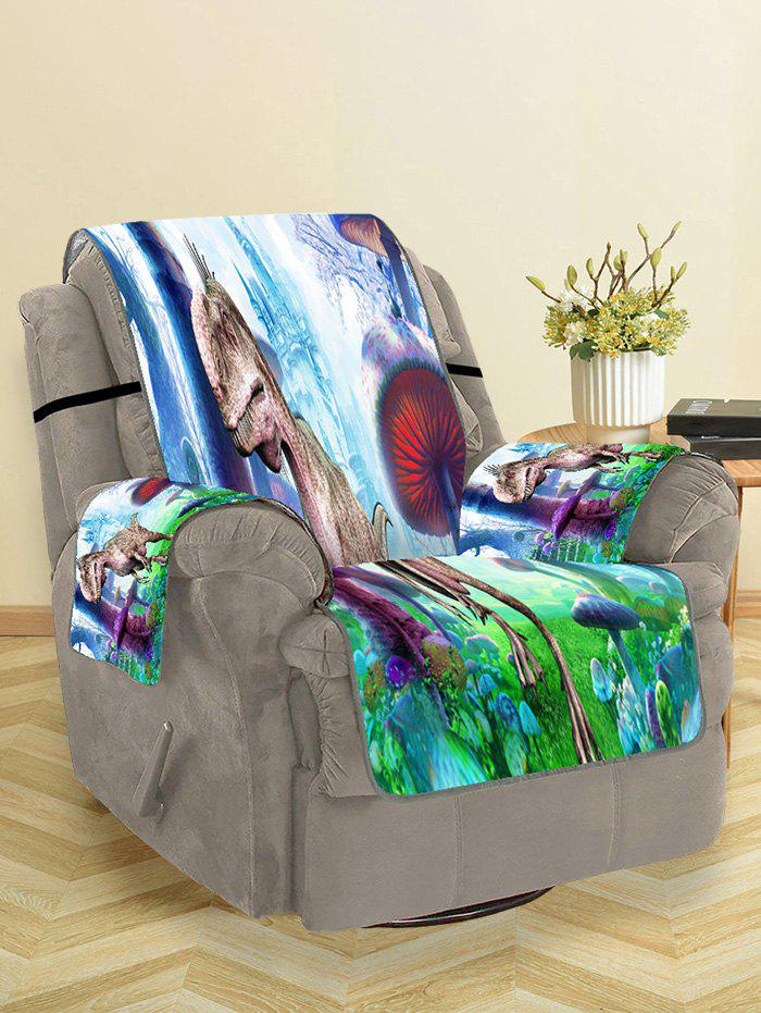 Discount Dinosaur Pattern Couch Cover