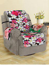 Flower Design Pattern Couch Cover -