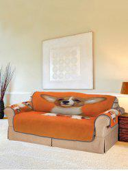 Dog Pattern Couch Cover -