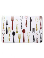 Tableware Patterned Dining Placemat -