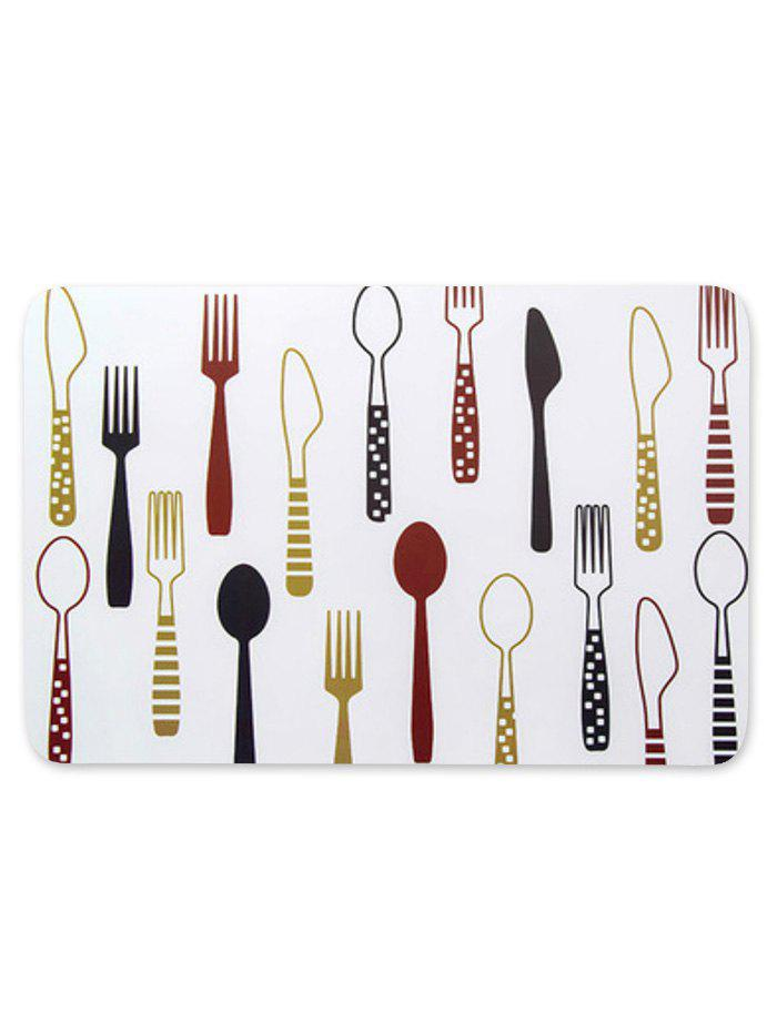 Chic Tableware Patterned Dining Placemat