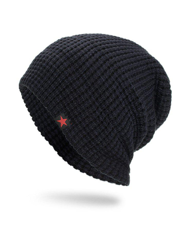 Outfit Star Design Winter Woven Hat