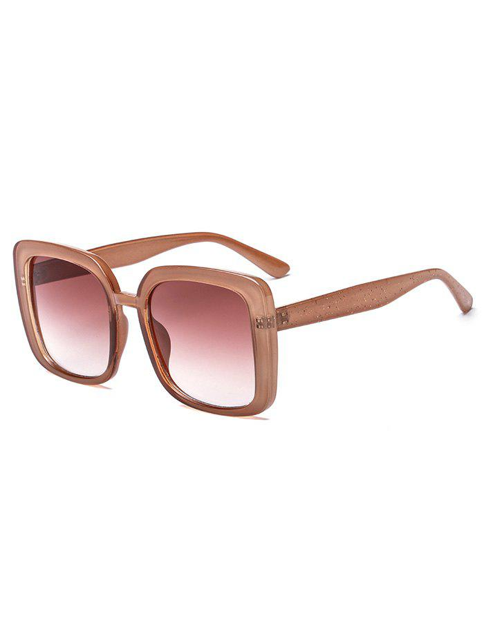 New Retro Square Oversize Sunglasses