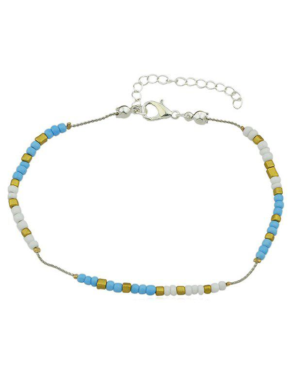 Buy Bohemia Small Beads Decoration Thin Anklet
