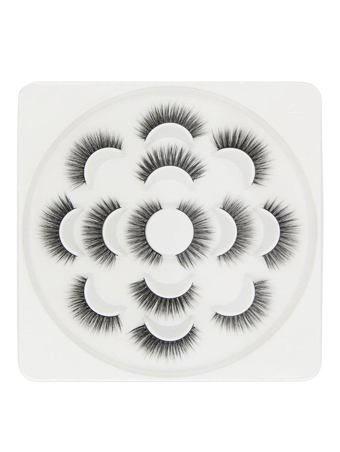 Sale Chic Makeup Tool False Eyelashes