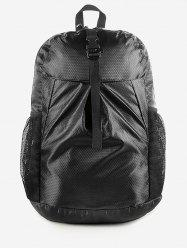 Snap Buckle Backpack -