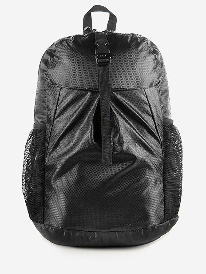 Latest Snap Buckle Backpack