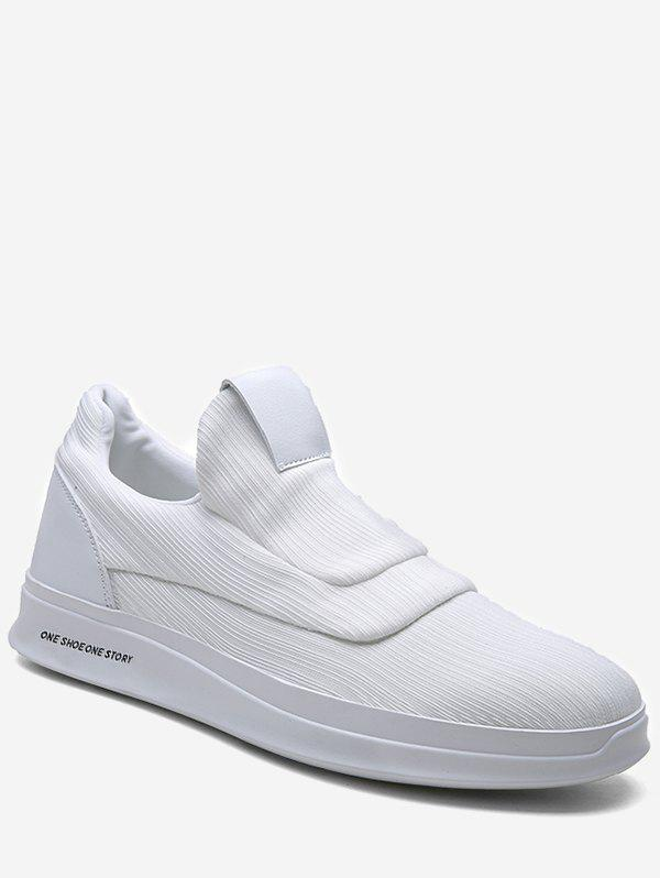 Store Solid Slip On Casual Shoes