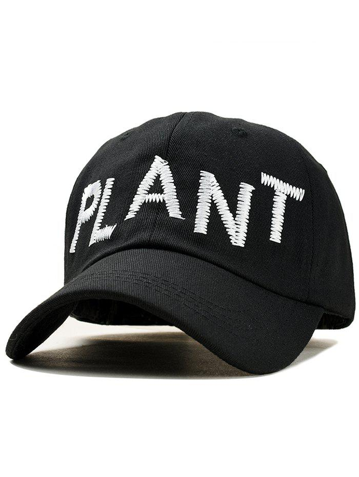 Trendy Casual Embroidery Baseball Hat