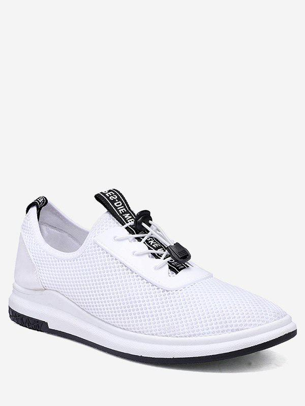 Unique Breathable Mesh Lightweight Athletic Sneakers